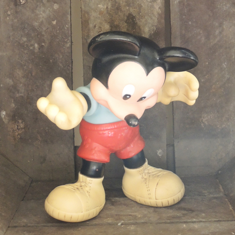 Image 0 - Figurine Mickey Mouse